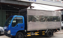 Isuzu QKR270 thùng 4m3 hỗ trợ vay cao, và nhiều ưu đãi lớn trong tháng