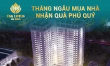 Tháng ngâu chẳng âu sầu với TSG Lotus Sài Đồng, mua nhà có 1 cây vàng