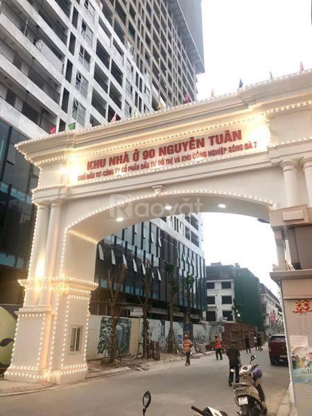 Chính chủ căn 3 phòng ngủ đẹp chung cư 90 Nguyễn Tuân cần bán gấp