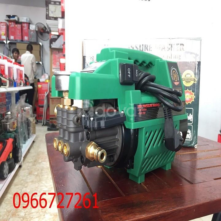 Nơi phân phối các dòng máy rửa xe chính hãng tại Hà Nội