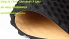 Cao su hình trứng gà, cao su gai cách âm, chống rung, giảm chấn (ảnh 1)