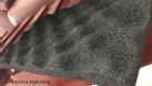 Cao su hình trứng gà, cao su gai cách âm, chống rung, giảm chấn (ảnh 4)