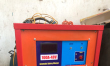 Máy sạc bình ắc quy chuyên dụng xe nâng 48v-100a