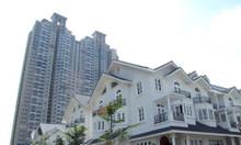 Biệt thự Saigon Pearl căn bờ sông 1 hầm 1 trệt 2 lầu áp mái 575m2