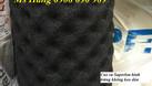 Cao su hình trứng gà, cao su gai cách âm, chống rung, giảm chấn (ảnh 5)