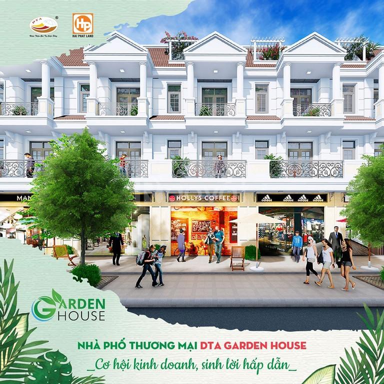 DTA Garden House VSIP Từ Sơn đất vượng khí sinh phú quý