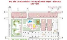 Chuyên mua bán, kí gửi tư vấn đất nền dự án TP mới Nhơn Trạch Đồng Nai