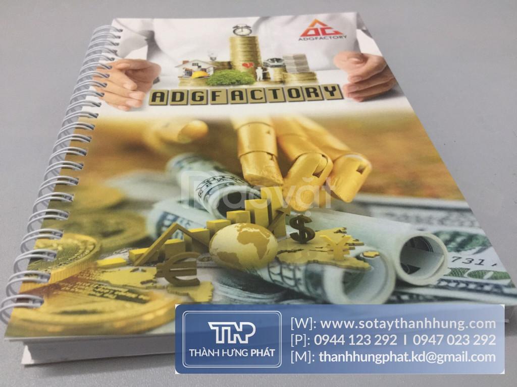 Địa chỉ in sổ tay quà tặng giá rẻ cho doanh nghiệp tại TPHCM