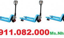 Chuyên phân phối dòng xe nâng tay thấp 2500kg giá rẻ Hậu Giang