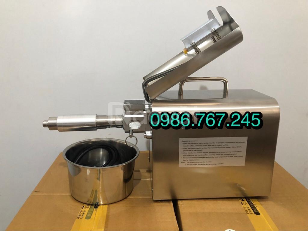 Máy ép dầu gia đình GD09 công suất 5-6kg/h giá rẻ