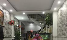 Nhà đẹp ở ngay, HXH, 4 x 15m, Nguyễn Văn Đậu Bình Thạnh.