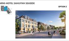 Tậu ngay căn shophouse mặt biển đẹp tại biển Quảng Ngãi