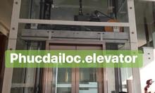 Lắp đặt thang máy gia đình khách sạn tải hàng giá tốt