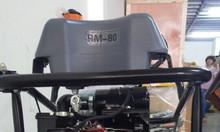 Máy đầm cóc Honda RM80 chạy xăng động cơ Honda GX160 Thái giá tốt