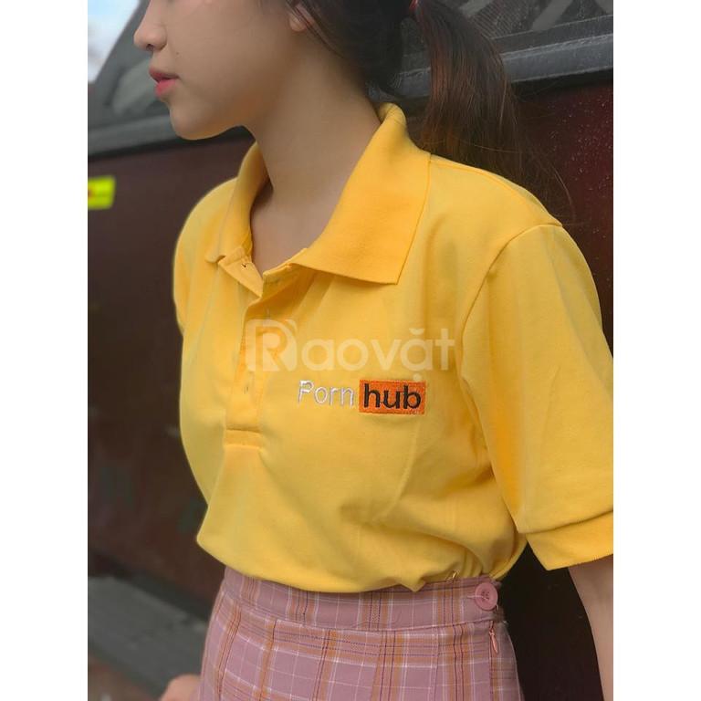 Xưởng may đồng phục áo thun công ty giá rẻ huyện Tân Uyên