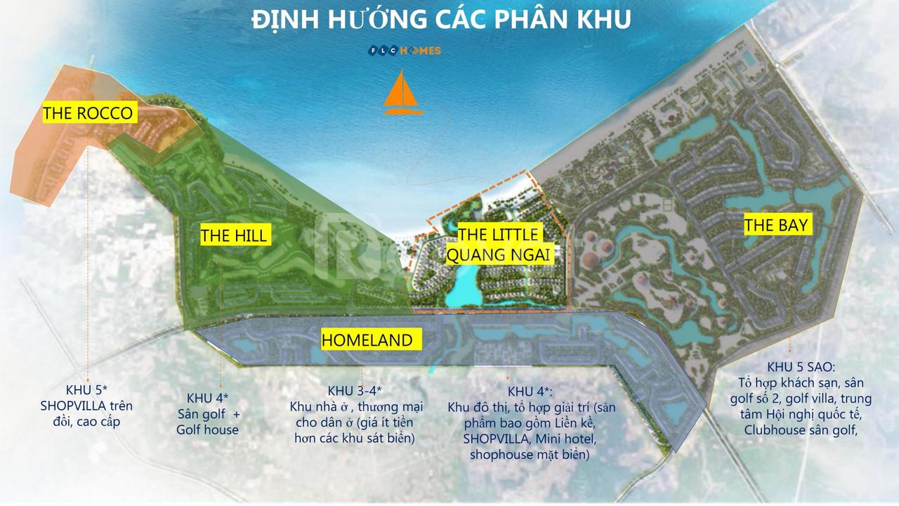 Sở hữu ngay căn shophouse mặt biển dự án  tại biển Quảng Ngãi