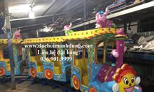Đu quay, nhà hơi,xe lửa điện trẻ em, tàu hỏa điện, tàu hỏa, đồ chơi