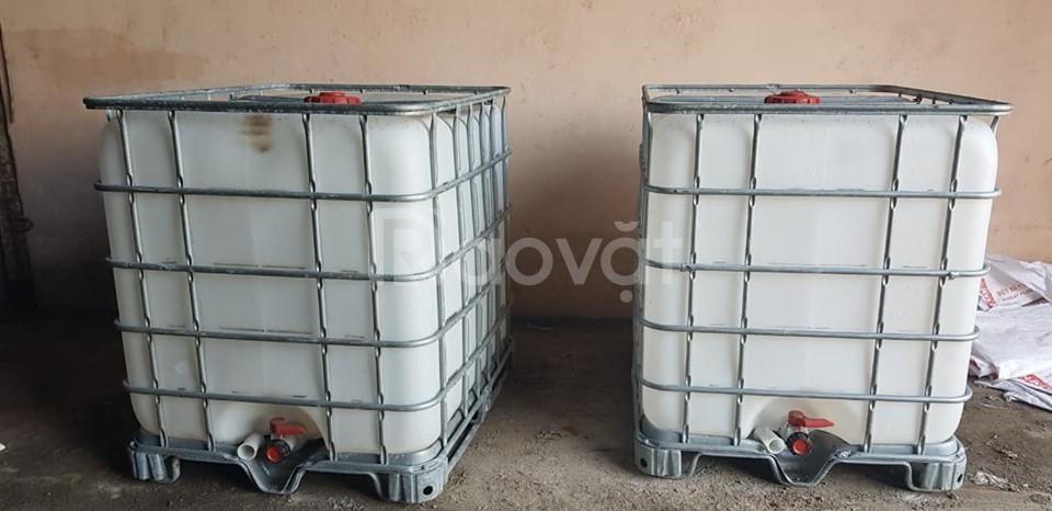 Thanh lý thung tank 1000l giá bao rẻ Sơn Trà
