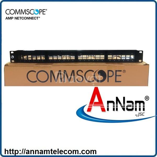 Thanh đấu nối Patch Panel 48 Port commscope 760237041 | 9-1375055-2 |