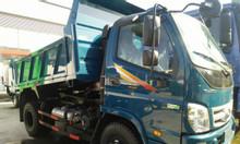 Xe ben thaco 5 tấn hỗ trợ trả góp 70% giá trị xe với lãi xuất thấp