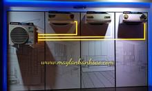 Máy lạnh Multi Daikin Inverter Gas R32 chính hãng - Máy Lạnh Ánh Sao