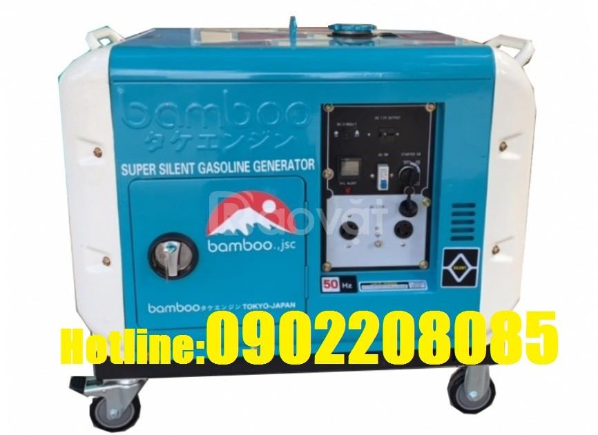 Bán máy phát điện Bamoo 10kva chạy xăng /dầu giá rẻ