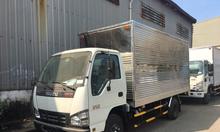 Isuzu QKRHE4 270 thùng kín tải 1t9-2t9 xe đời 2019