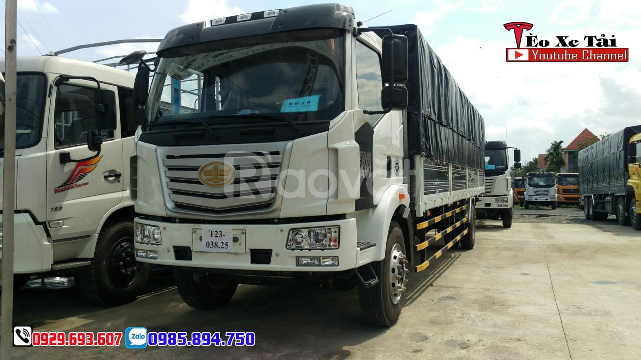 Đại lý xe tải FAW ở tại miền nam, Xe tải faw 8t thùng dài 10m