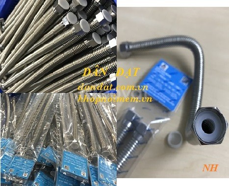 Dây dẫn nước inox/ ống nước nóng lạnh/ dây dẫn nước nóng lạnh (ảnh 6)