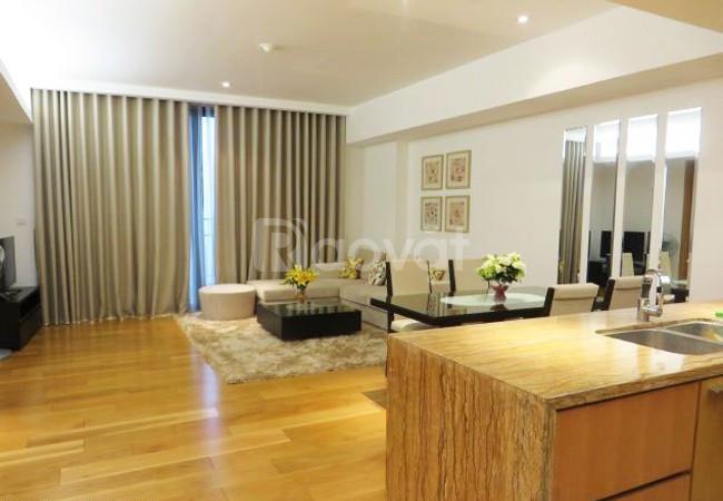 Bán căn hộ gần Cầu Giấy 87m2, 3PN, nội thất cơ bản, 3 tỷ 1