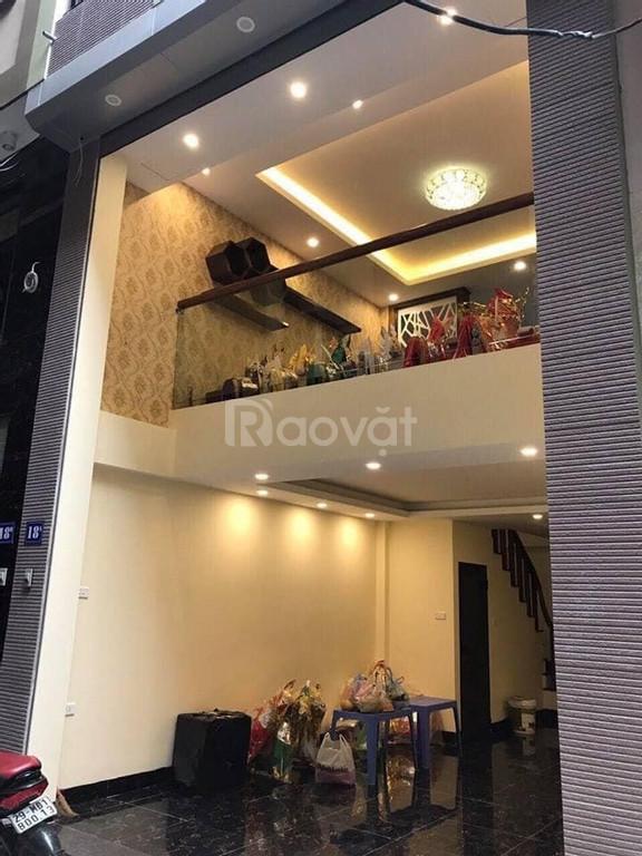 Bán nhà phân lô Tô Vĩnh Diện mới xây ô tô vào trong nhà 4,8 tỷ