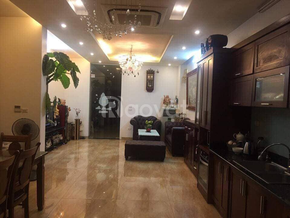 Bán nhà Phố Vương Thừa Vũ diện tích 95m2 mặt tiền 6m kinh doanh vp