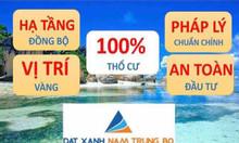 Đất nền sổ đỏ ven biển Ninh Thuận, thổ cư 100%, giá gốc từ CĐT.