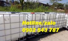 Bồn nhựa 1000 lít đựng thực phẩm giá rẻ tại TP.HCM