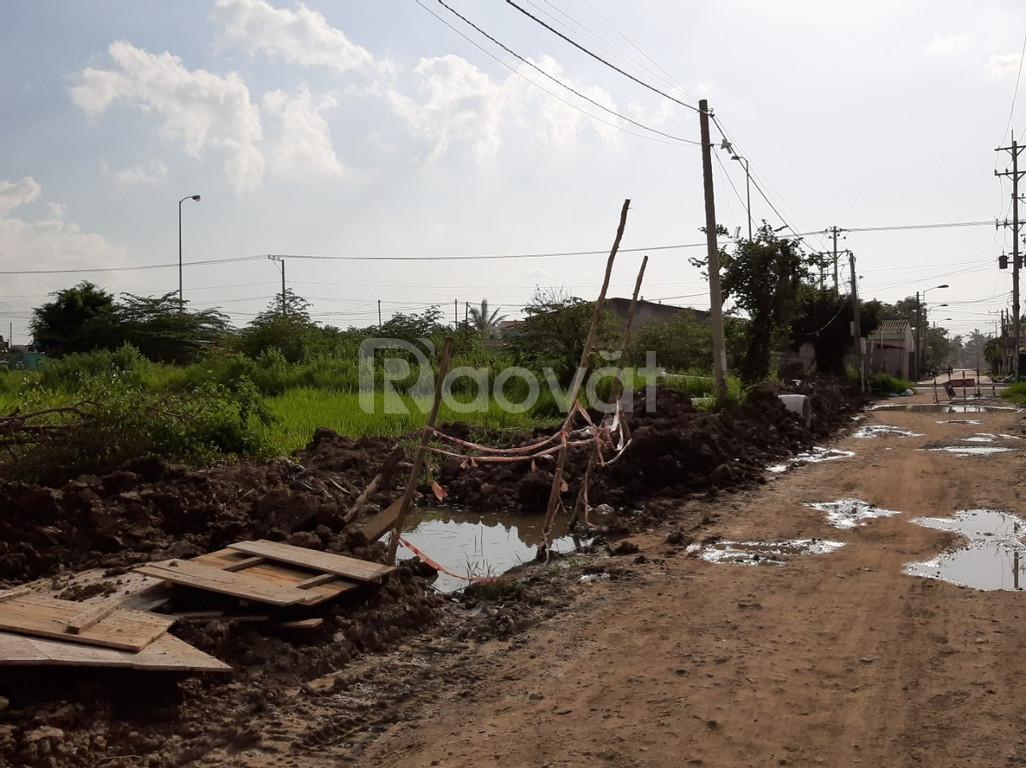 Bán lô đất mặt tiền đường Võ Tấn Đồ, sau Công An P4, 890tr/130m2