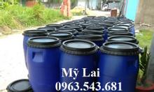 Cung cấp thùng phuy đựng hóa chất 30 lít, thùng phuy 50 lít, thùng 120