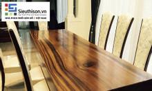 Cung cấp sơn PU màu trắng cho gỗ giá tốt cho công trình