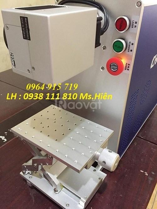 Máy laser fier khắc kim loại máy laser fiber khắc nữ trang hoàn hảo