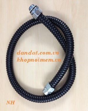 HCM ống thép luồn dây điện, ống ruột gà phi 60, ống luồn dây điện pvc