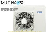 Dàn nóng điều hòa Multi Daikin 4MKM80RVMV 3.5hp - Gas R32