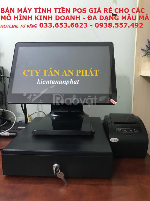 Bán máy pos tính tiền cho các quán Karaoke tại Bình Dương
