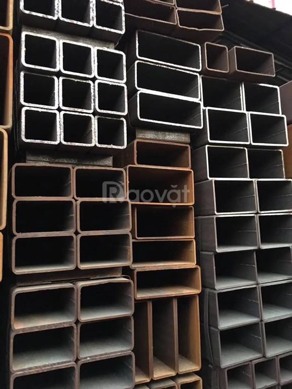 Thép hộp chữ nhật 100x150 thép hộp nhập khẩu 100x150, sắt hộp Hoà Phát