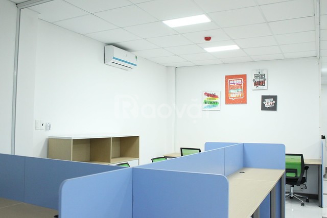 Cho thuê văn phòng trọn gói quận Tân Phú đầy đủ tiện nghi