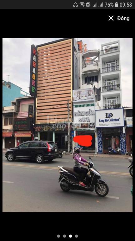 Bán nhà 2 mặt tiền Phan Đình Phùng Phú Nhuận