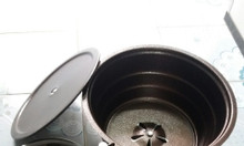 Bếp nướng than hoa âm bàn  hút dương cho quán nướng BBQ