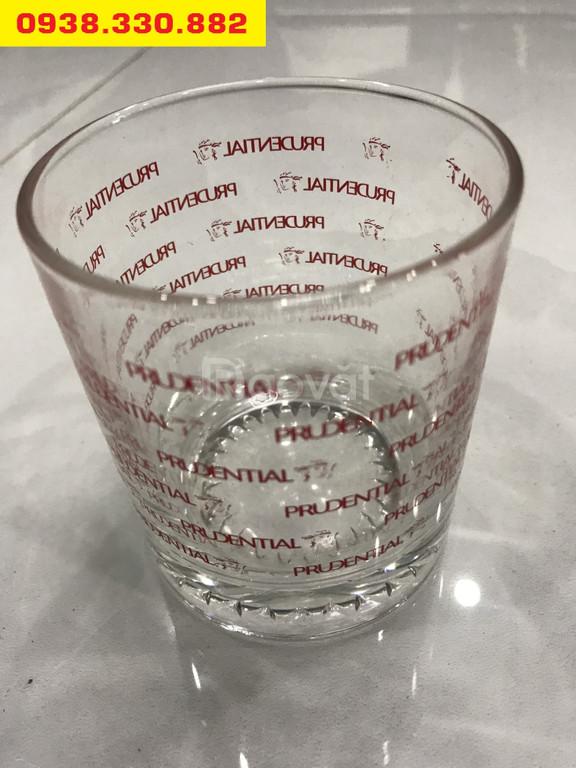 Tổng hợp các mẫu ly thủy tinh quà tặng giá rẻ