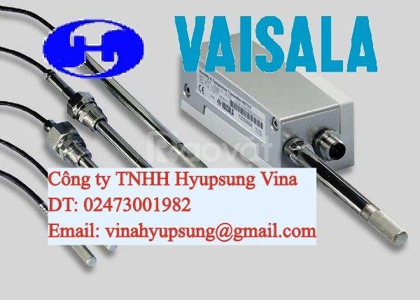 Vaisala Việt Nam– HMT310 đo nhiệt độ, độ ẩm