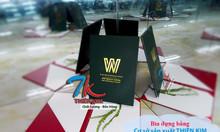 Xưởng sản xuất bìa đựng bằng khen, bìa đựng bìa tốt nghiệp