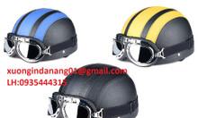 Chuyên bán nón bảo hiểm chất lượng tại Đà Nẵng