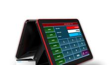Máy tính tiền cảm ứng hai màn hình PX90